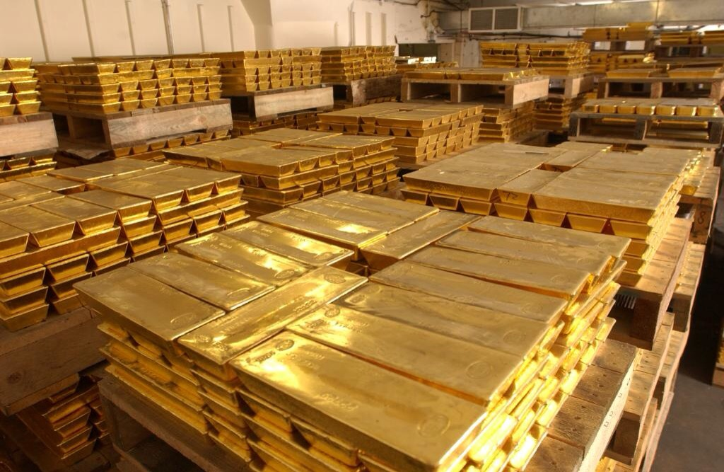 Ghana Ranks 72nd On Gold Reserves Ghana Financial Market